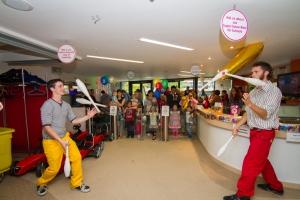 Arcophobia juggling